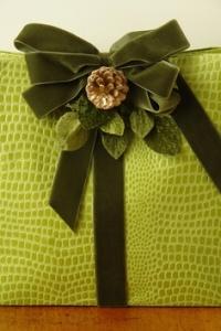 green pine gift