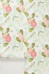 5. Anthropologie Wallpaper