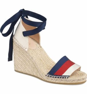 Gucci Espadrille Wedges