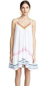 9seed Rainbow Coverup dress